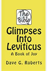 Glimpses into Leviticus: A Book of Joy Paperback