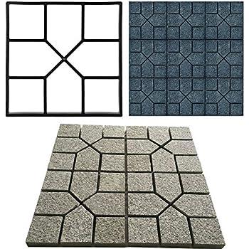 Walk Maker Beton Stepping Stone Mold Garten Pathmate Stein Form # 6