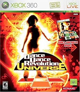 Dance Dance Revolution Universe Bundle -Xbox 360