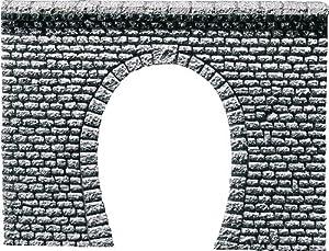 """FALLER 170880  - Portal del túnel Pro sillar """"de doble vía de 0,1 importado de Alemania"""
