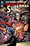 "Superman #8 (2013, Panini) ""New 52""!!!"