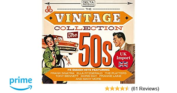 856cdcd8010f The Vintage Collection - The 50s  Amazon.co.uk  Music