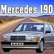 Mercedes 190, Internal Perspective: Seat Adjustment Back a Single Notch