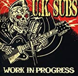 UK Subs: Work in Progress (Audio CD)