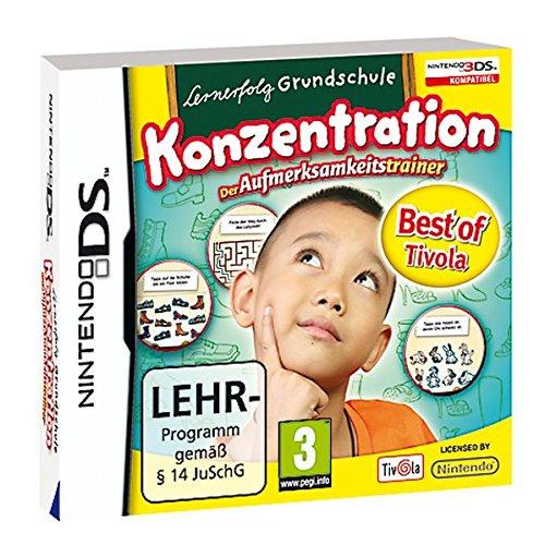 Best of Tivola: Lernerfolg Grundschule Konzentration- der Aufmerksamkeitstrainer