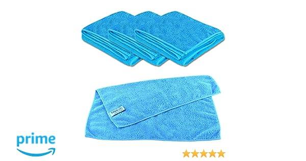 10 Microfasertücher MicrofaserTücher Tuch Spültuch 30cmx30cm Neu