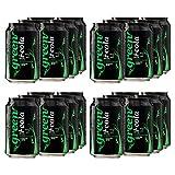 Green Cola Getränk Zuckerfrei Aspatamefrei Ohne Konservierungsstoffe Nur Natürliche Aromen inkl. Pfand (Dose 0,33l 24er Pack)