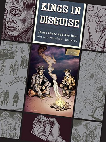 Kings in Disguise: A Novel by James Vance (2006-04-17)