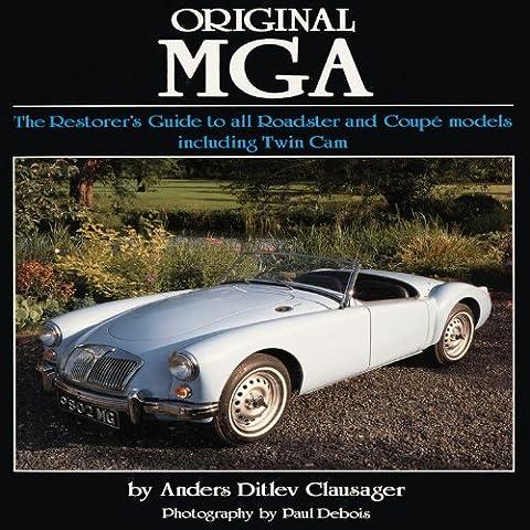 Original MGA: The Restorer