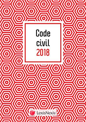 Code civil 2018 Motif graphique et livret comparatif - Rforme du droit des contrats et des obligations: 37 me dition