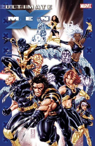 Ultimate X-Men Ultimate Collection - Book 4
