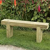 Forest 1.2 m Sleeper Bench