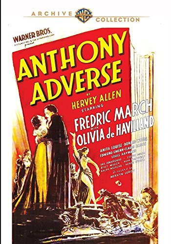 Anthony Adverse by Fredric March
