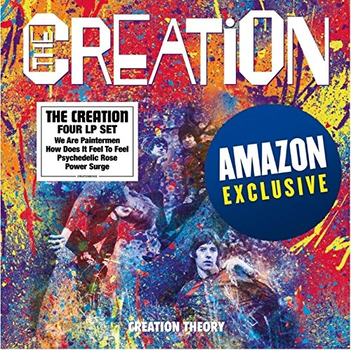 Creation Theory - Amazon Exclusive Edition [VINYL]