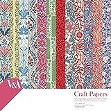 V&A Fsc Papercraft Collection Pack, Paper, Multi-Colour, 30 x 30 x 2 cm