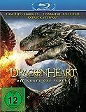 Dragonheart - Die Kraft des Feuers - Blu-ray
