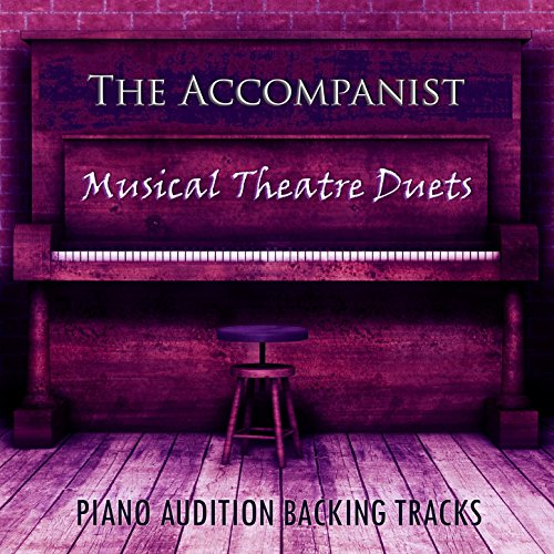 Unworthy Of Your Love (from the musical 'Assassins') Piano Accompaniment in B (Assassins Musical)