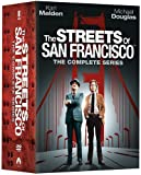 The Streets of San Francisco: The Complete Series [Import italien]