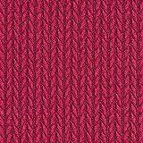 Fabulous Fabrics Check Point Big Knit Bio Jacquard GOTS -