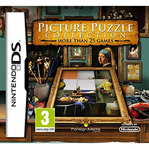 Picture Puzzle Collection - The Dutch Masters (Nintendo DS) [Importación inglesa]