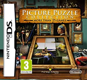 Picture Puzzle Collection - The Dutch Masters (Nintendo DS)