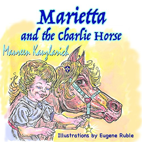 Marietta and the Charlie Horse (English Edition) Kind Pferd Rocking