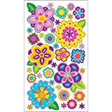 Sticko Stickers-Blooming Color