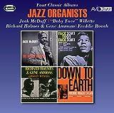Jazz Organists - Four Classic Albums