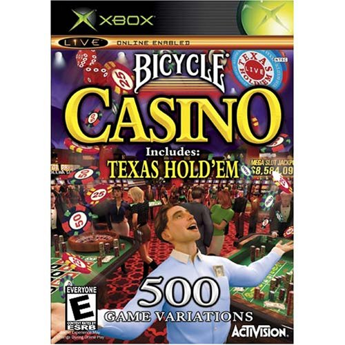 Bicycle Casino 2005 (Includes Texas Hold 'Em) – Xbox 617PFGAWXHL