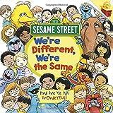 We're Different, We're the Same (Sesame Street) (Sesame Street Pictureback) by Bobbi Kates (1992-10-01)
