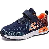 Bambina Scarpe da Ginnastica Ragazzo Ragazza Scarpe da Corsa Leggera Running Sportive Sneaker Comode per Camminare Jogging 28