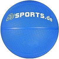 ScSPORTS Balón Medicinal Azul 1 kg