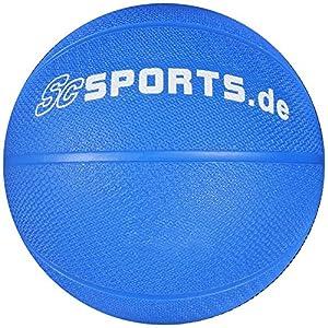 ScSPORTS Medizin-/Gewichtsball, für variables Fitness-Training, aus...