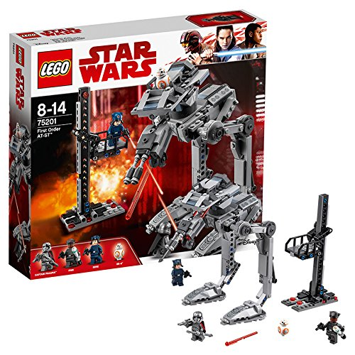 LEGO® Star Wars™ First Order AT-ST™ 75201 Star Wars Spielzeug