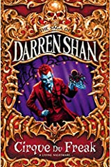 Cirque Du Freak (The Saga of Darren Shan Book 1) Paperback