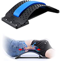 Trifirt® Lumbar Back Pain Relief Device, Back Stretcher, Multi-Level Back Massager Lumbar, Pain Relief for Herniated…