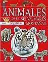 Animales con pegatinas