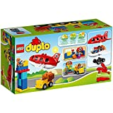 Enlarge toy image: LEGO Duplo Town 10590 Airport Playset - toddler baby activity product