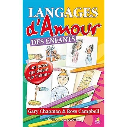 Les langages d'amour des enfants