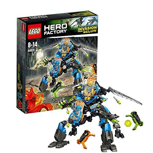 LEGO Hero Factory 44028 - Surge und Rocka Combat Machine (Lego Hero Factory)