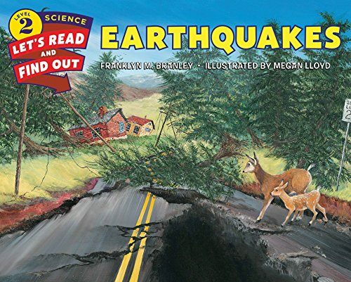 Earthquakes (Let's-Read-and-Find-Out Science 1) (English Edition)