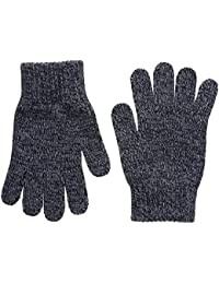 Lee Herren Handschuhe Knitted Gloves, Blau (Navy Darkness ML), Medium