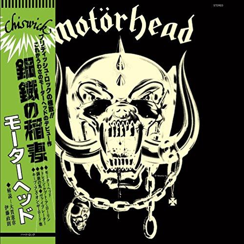 Motorhead [Cardboard Sleeve (mini LP)] [HQCD] [Limited Release]