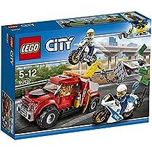 LEGO City 60137 - Set Costruzioni Autogrù in Panne