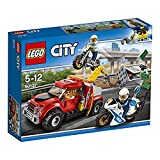 Best Boy Legos - LEGO 60137 City Police Tow Truck Trouble Building Review