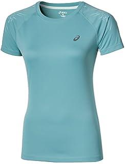 ASICS SS Top Shirt, Damen: : Bekleidung
