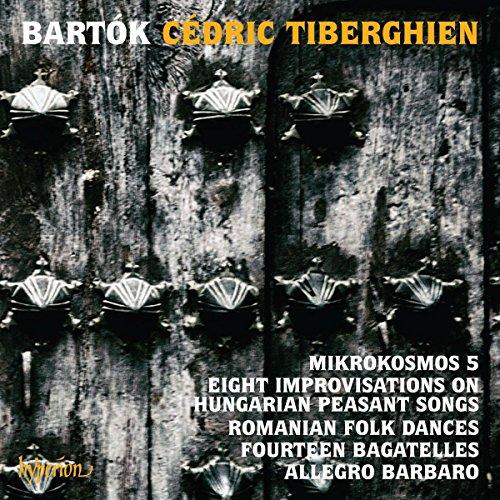 Mikrokosmos 5 et autres oeuvres pour piano   Bartok, Béla. Compositeur