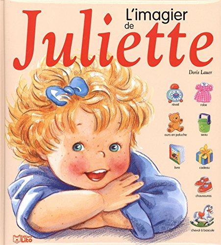 L'Imagier de Juliette - Dès 2 ans