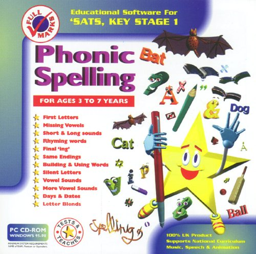full-marks-key-stage-1-phonic-spelling