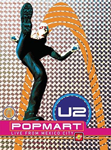 U2 - Popmart: Live from Mexico City (U2 Best Of Dvd)